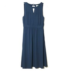 ModCloth Fervour Navy Dress